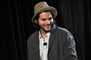 Ashton Kutcher post supports dads' parenting time